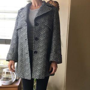 1971 Reiss Pea Coat - Size M